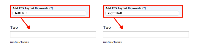Using CSS Keywords to Adjust Layout